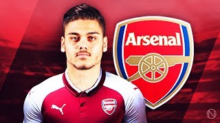 KONSTANTINOS MAVROPANOS - Welcome to Arsenal - Amazing Defensive Skills & Goals - 2017/2018 (HD)