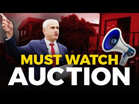 Aggressive Bidding at Sydney Auction | Tom Panos