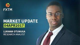 FXTM Forex Market Update | 04/04/2017