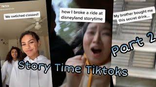 Story Time Tiktok Compilation Part 2 | Tiktok World