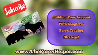 Building your account with Long Term Trading Forex Lot size Technique