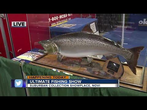 Ultimate Fishing Show In Novi