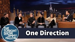 One Direction Hates Christmas Pudding
