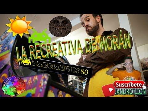 La recre de Morán. Cortometraje de humor, colabora Marcianitos80. #frikiretrogamer