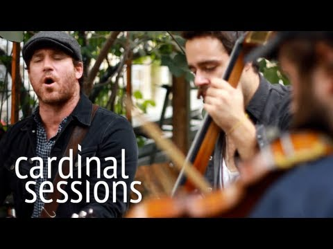 Chuck Ragan - Nothing Left To Prove - CARDINAL SESSIONS