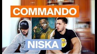 PREMIERE ECOUTE - Niska - Commando