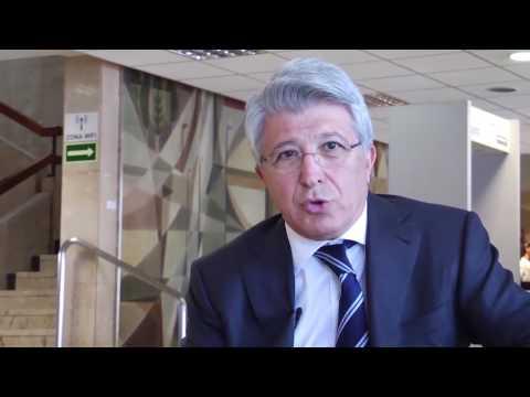 Madrid se Mueve 8 Saludo de Enrique Cerezo