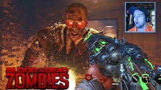 BLOOD OF THE DEAD: FIRST TIME GAMEPLAY PLAYTHROUGH! (Black Ops 4 Zombies Blood of the Dead)