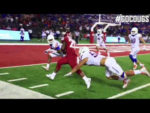 Highlights: Cougar Football vs. Boise State