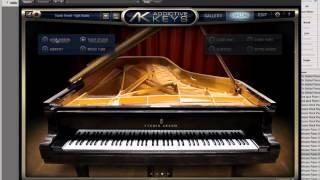 XLN Audio Addictive Keys First Look Grand Piano Review Demo