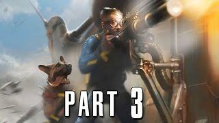 Fallout 4 Walkthrough Gameplay Part 3 - Power Armor PS4