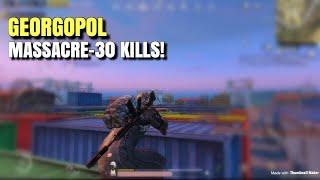 Best Weapon Combo | PUBG Mobile Lightspeed | 4x4 Mode Gameplay!