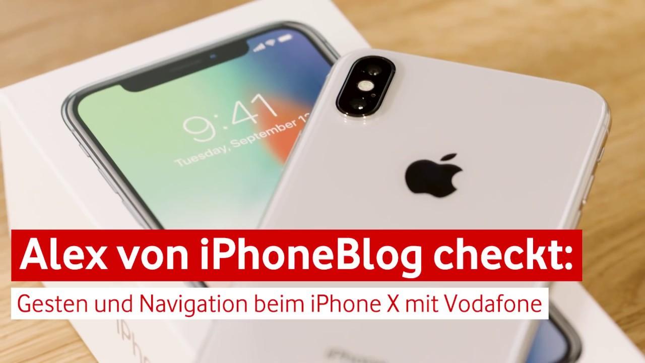 Sim Karte Einlegen Iphone X.Gesten Und Navigation Beim Iphone X Alex Olma Checkt