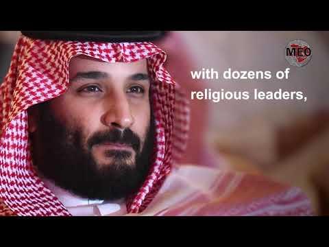 Saudi Escalates  Crackdown On Dissent