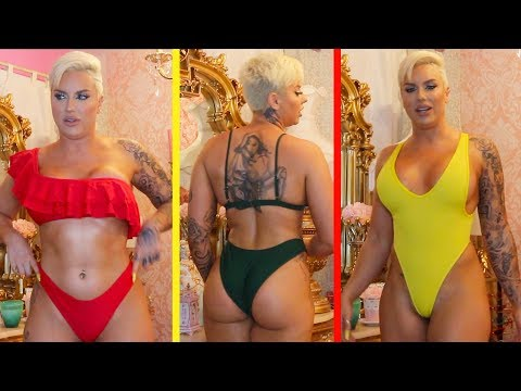 Shekini Bikini Try On Haul - YouTube