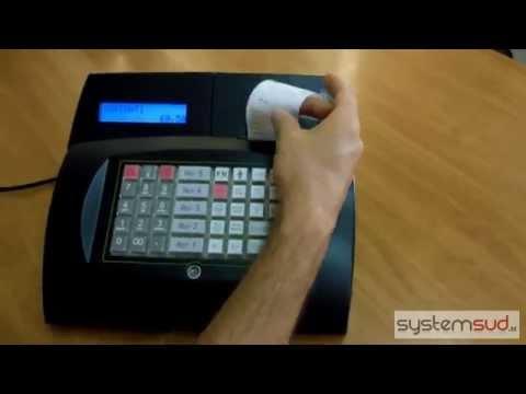 Zero 55 - registratore di cassa