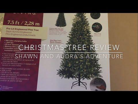 Christmas Tree Holiday Living Pre