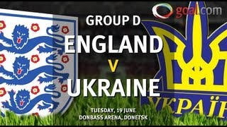 England vs Ukraine: Rooney replaces Carroll or Welbeck, draw enough for Hodgson's men
