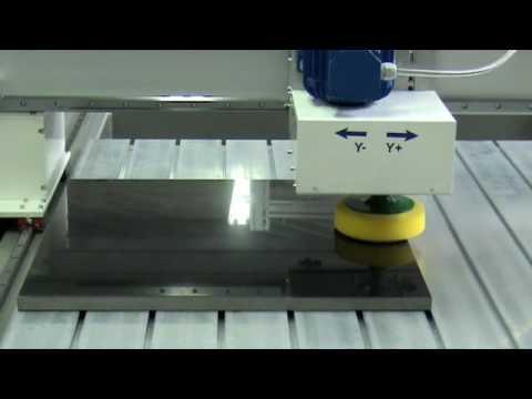 【xebec Technology】 Cnc Deburring And Polishing Solution