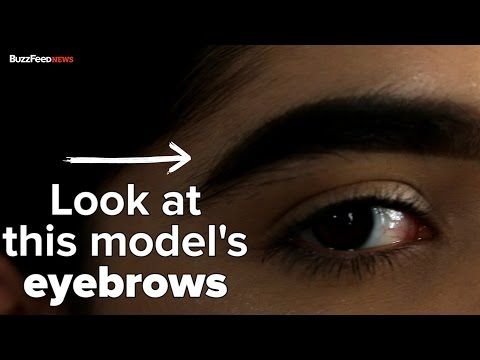 Thumbnail: This Girl's Eyebrows Made Her A Model