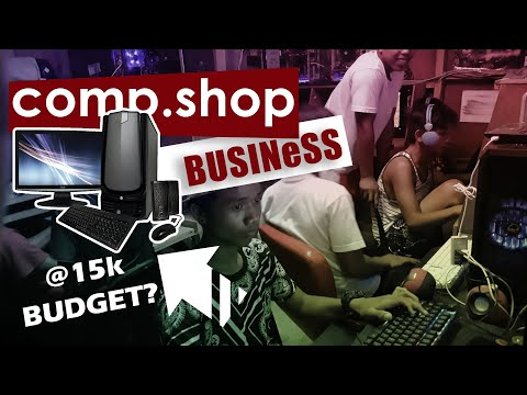 Can you start computer shop business with 15k budget? I #Budget15kForCompShop?