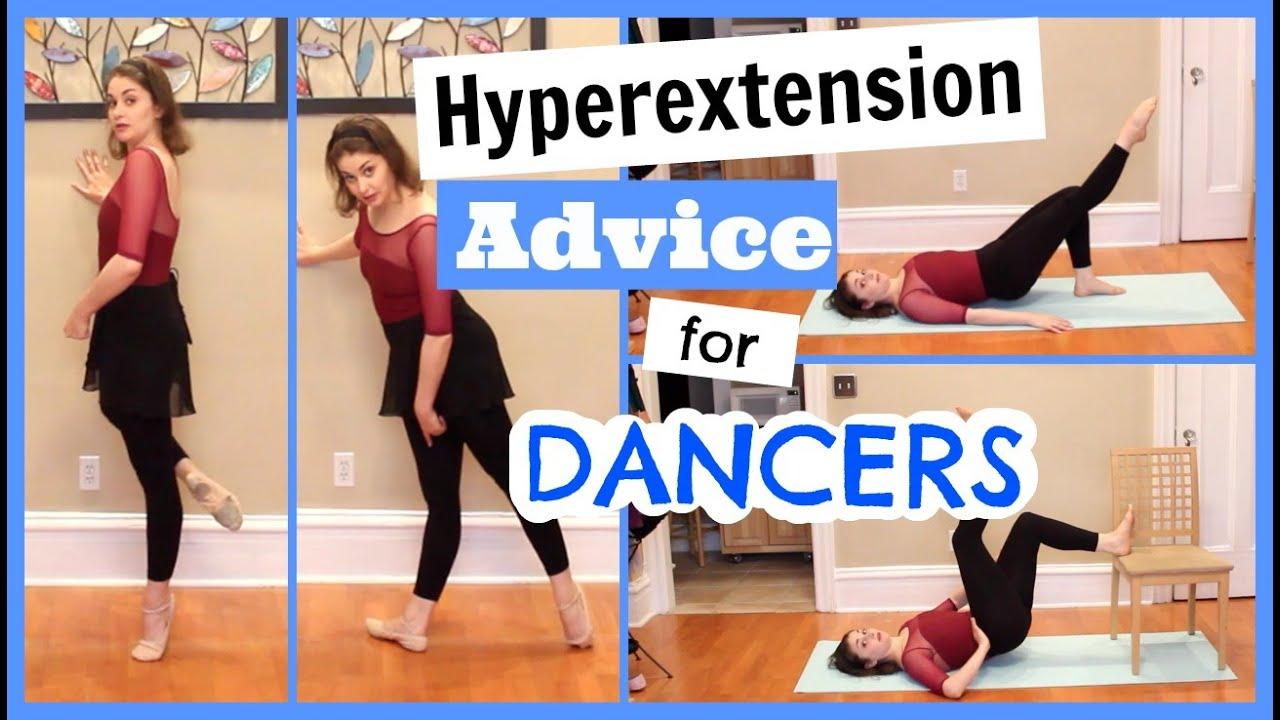 hyperextension ballet