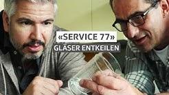 So entkeilt man Gläser | Trick 77 | Radio SRF 1