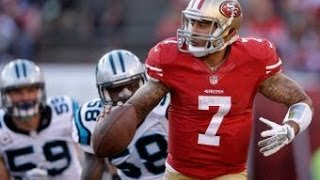 Repeat youtube video San Francisco 49ers vs Carolina Panthers-- NFL Divisional Playoffs Preview and Predictions