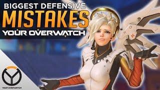 Overwatch: BIGGEST Mistake on Defense