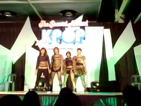 Miss A - Miss GLAM at KFEST 2