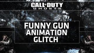 COD Ghosts: Gun Glitch