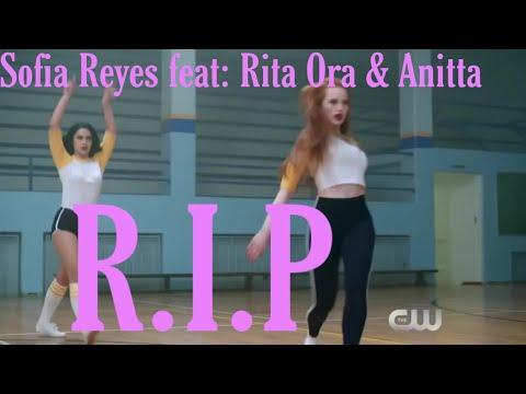 Veronica & Cheryl Dançando R.I.P Sofia Reyes Feat: Rita Ora & Anitta