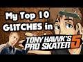 My Top 10 GLITCHES in Tony Hawk's Pro Skater 5! - Caddicarus