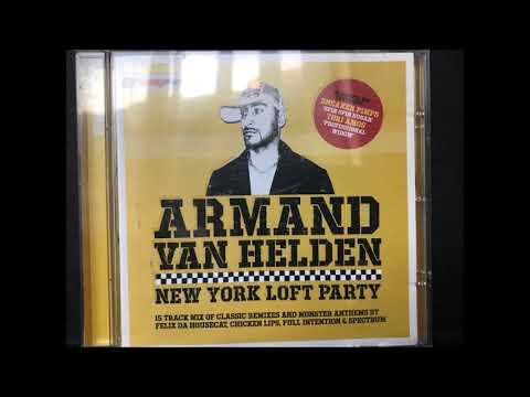 Mixmag CD: Armand Van Helden New York Loft Party.(Full Album)
