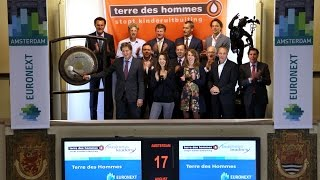 Terre des Hommes sounds gong in fight against child exploitation