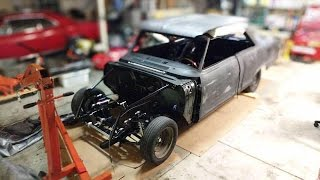 Project 1965 Chevy ll Nova Part 1