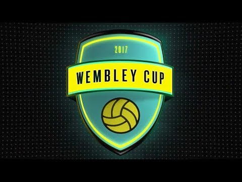 THE WEMBLEY CUP IS BACK! I