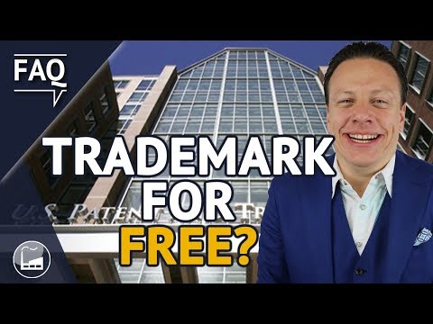 How To Trademark A Name And Logo For Free