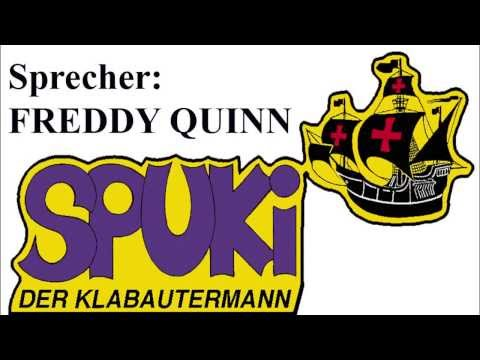 Spuki der Klabautermann mit Freddy Quinn - HÖRSPIELE MIT MUSIK