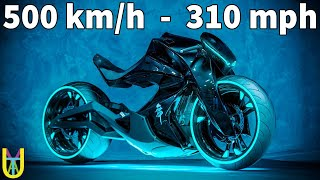 TOP 10 Fastest Motorcycles in the world 2020
