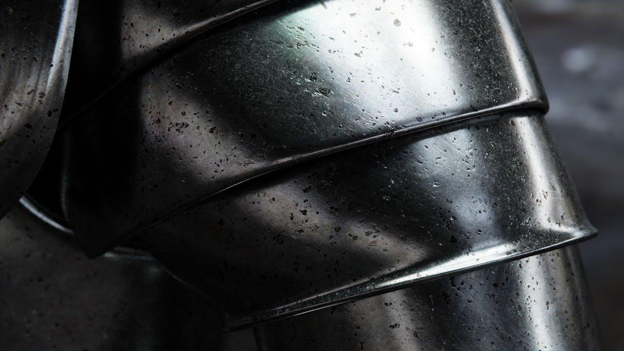 new metal materials poliigon