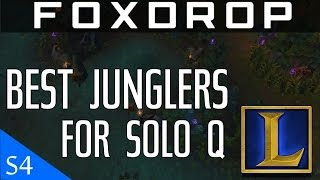 Best Junglers For Carrying Solo Queue - League of Legends