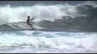 Kite surfing One Eye - Mauritius