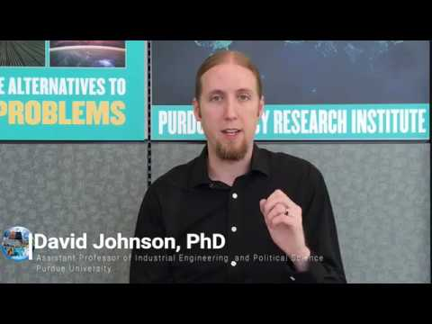 David Johnson - Floods, Tornadoes, and Disaster Resilience