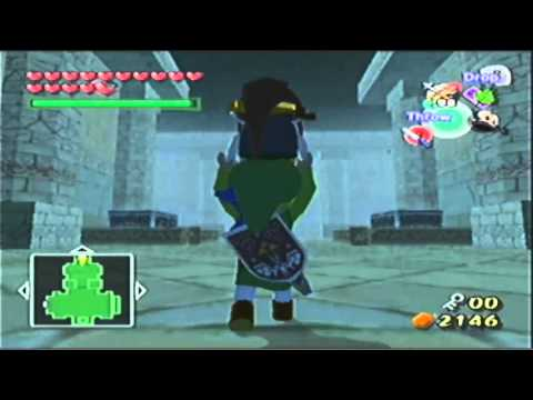 Lets Play wind waker Ep 42 Earth temple P1