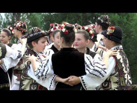 ANSAMBLUL HAȚEGANA - JOC ȚARINA