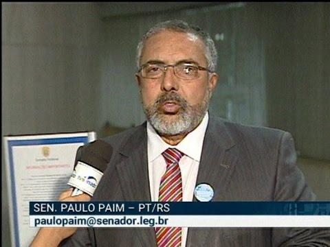 Paulo Paim destaca importância de incentivos para plantação da araucária