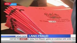 Land fraudster attempts to acquire land from former president's family