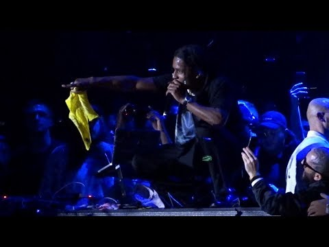 ASAP Rocky - Live @ Arena by Soho Family, Moscow 02.03.2019