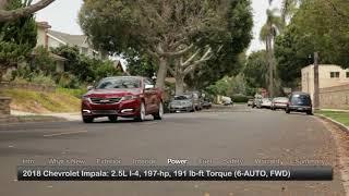 2018 Chevrolet Impala Test Drive